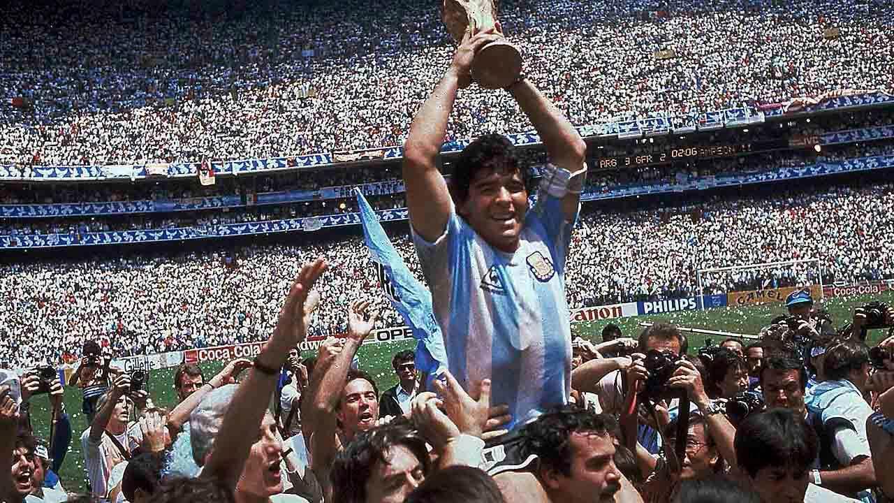Ahora el Mundo de Luto: Murió Diego Maradona