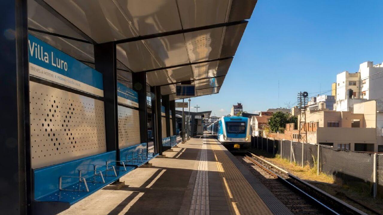 Tren Sarmiento: Reabren