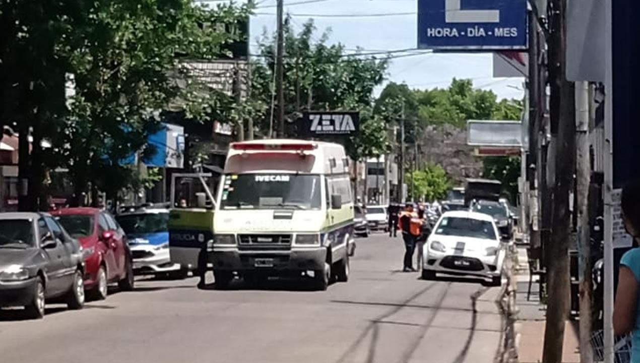 Brigada de Explosivos en el centro de Castelar