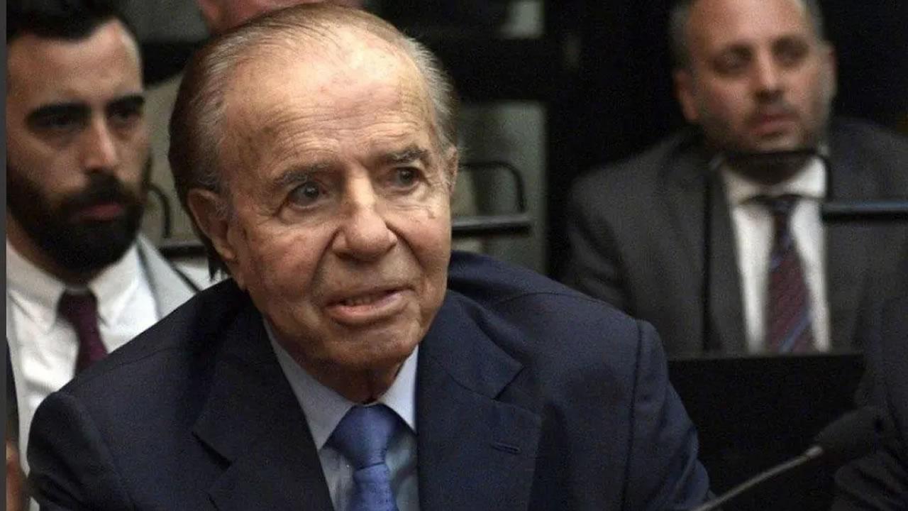 Murió Carlos Saúl Menem