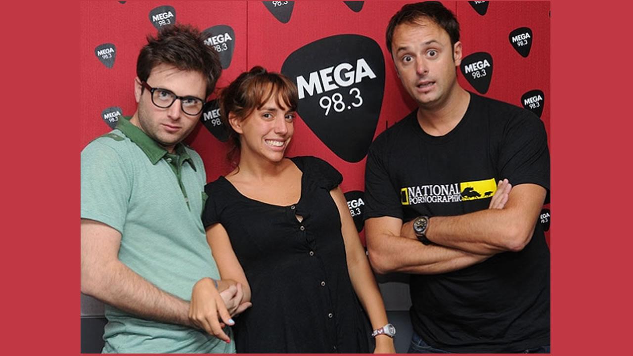 """Historia de la Mega 98.3 radio de puro rock nacional. """"Nos conocemos bien"""""""