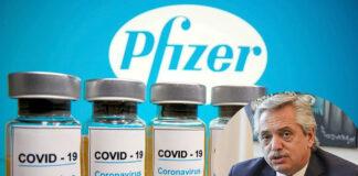 Pfizer - BioNTech del Reino Unido