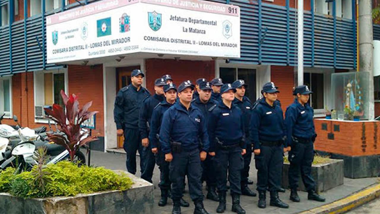 La Matanza Informa Todas las Comisarías y Teléfonos