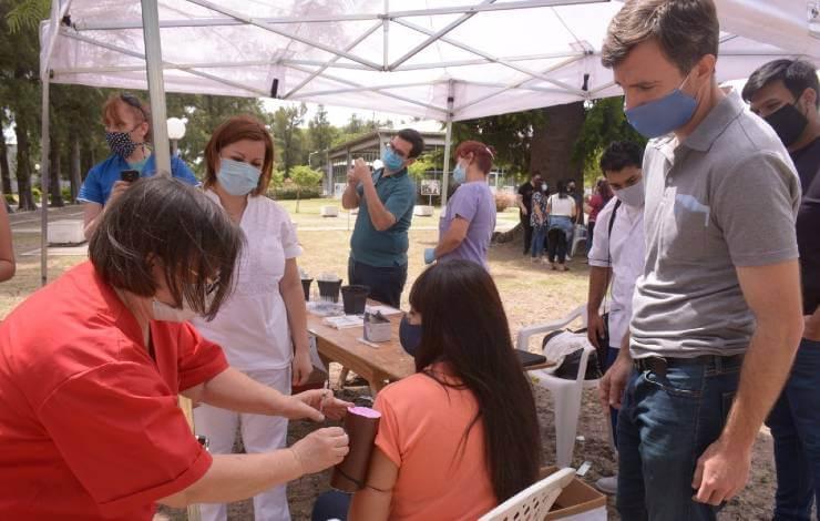 ¿Cómo vacunarse en Morón contra el Coronavirus?