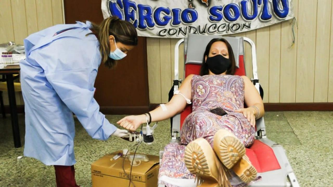 La Unión Obrera Metalúrgica de Morón realizó colecta de sangre