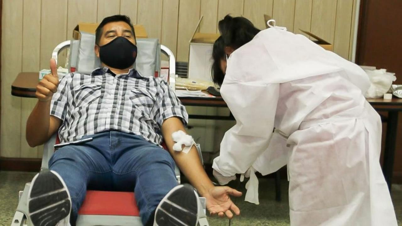 La Unión Obrera Metalúrgica de Morón realizó colecta de sangre. Se presentaron 50 voluntarios.