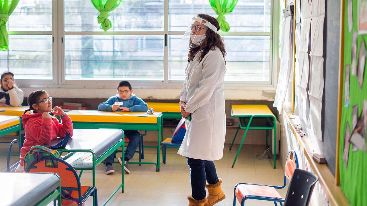 En distintas provincias las clases presenciales ya tienen fecha de inicio
