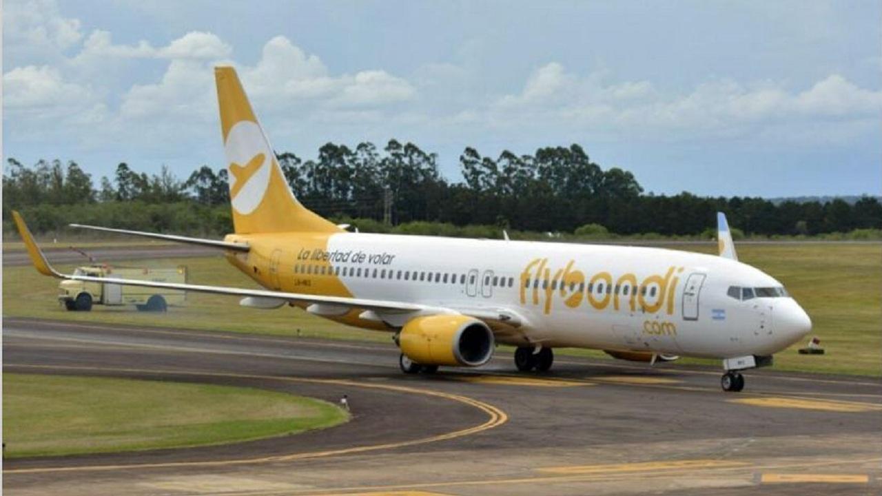 Flybondi lanzó ofertas