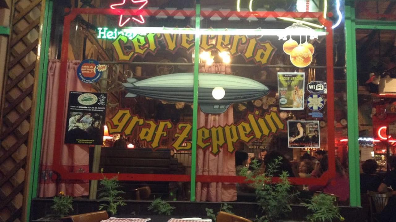 Echaron a Nicolás Wiñazki de un restaurante en El Palomar
