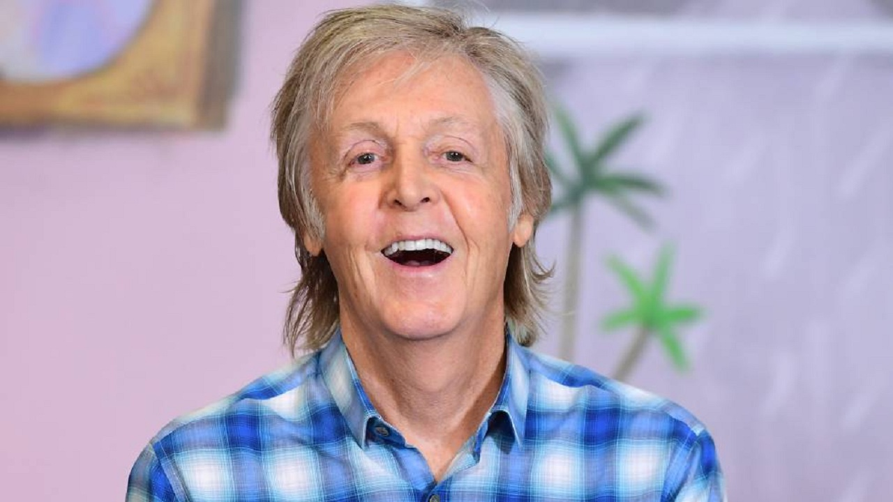 Paul McCartney dijo