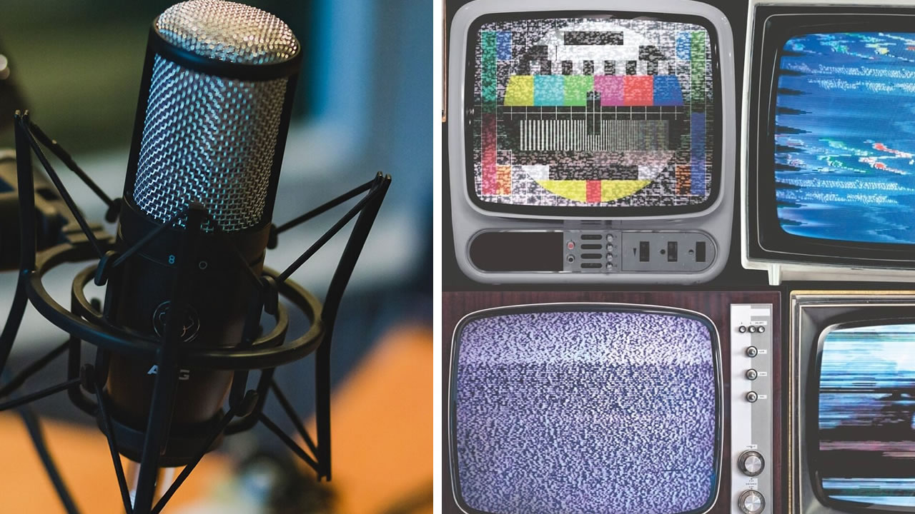 La radio y la tele cambian para el 2021 con nuevos pases