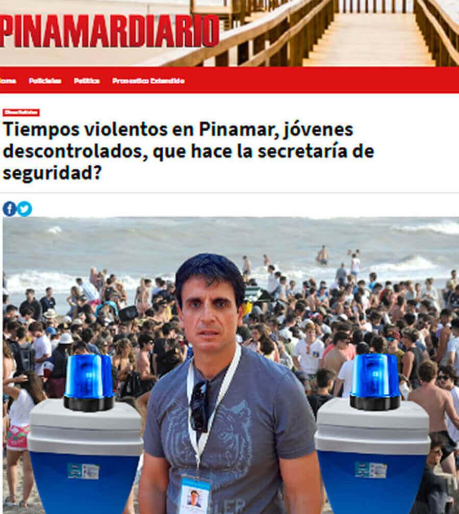 Estación Pinamar