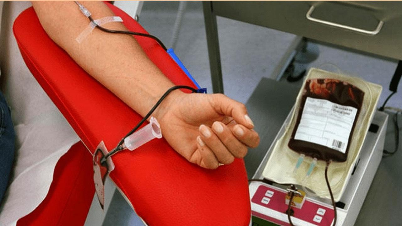Morón convoca a campaña de donación de sangre