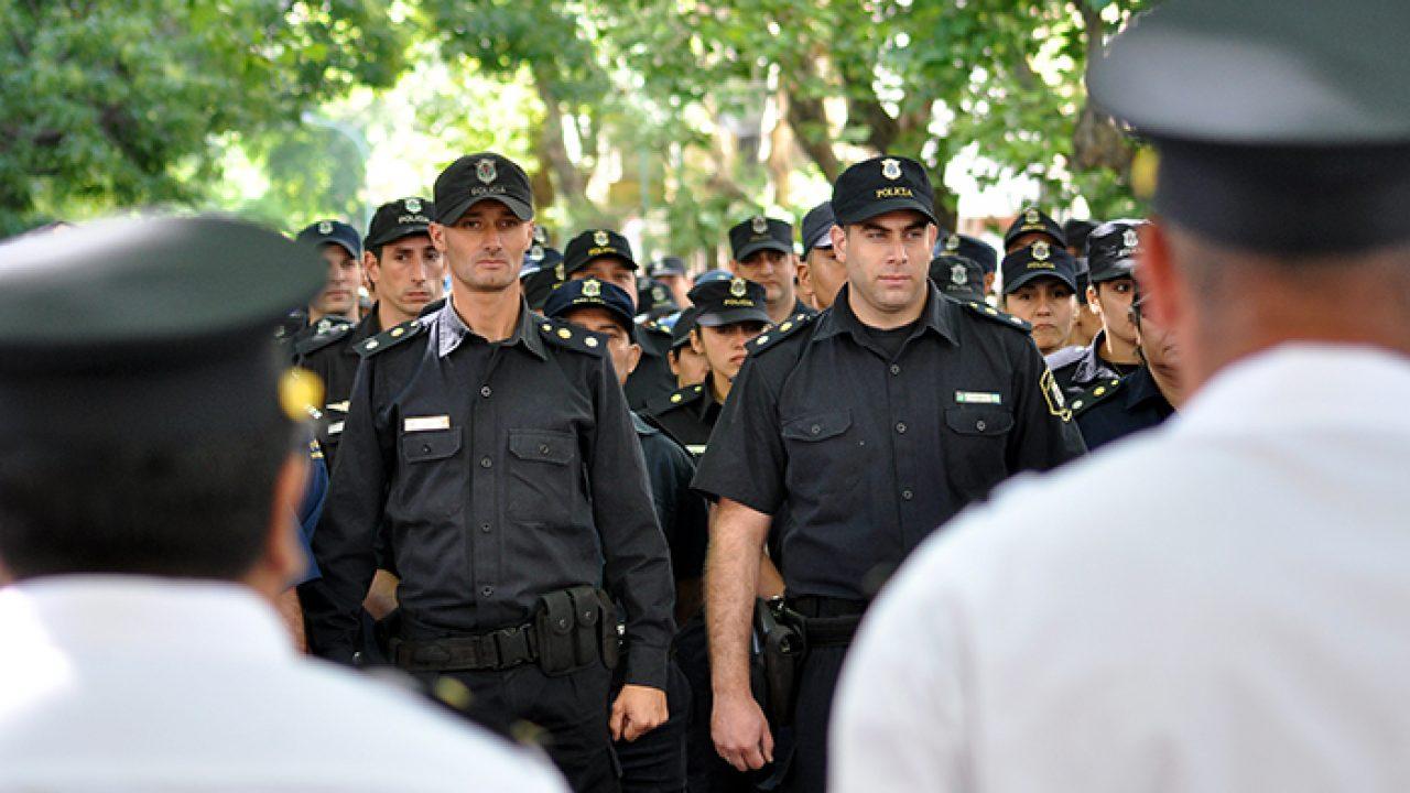 En Morón se abrieron inscripciones para la policía bonaerense