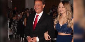 La hija de un gobernador organizó una fiesta clandestina