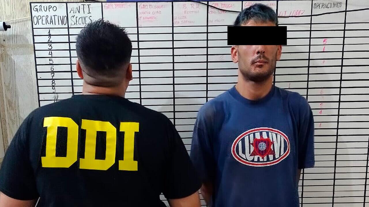 La DDI Morón ya detuvo a uno de los atacantes del repartidor Facundo Hambra