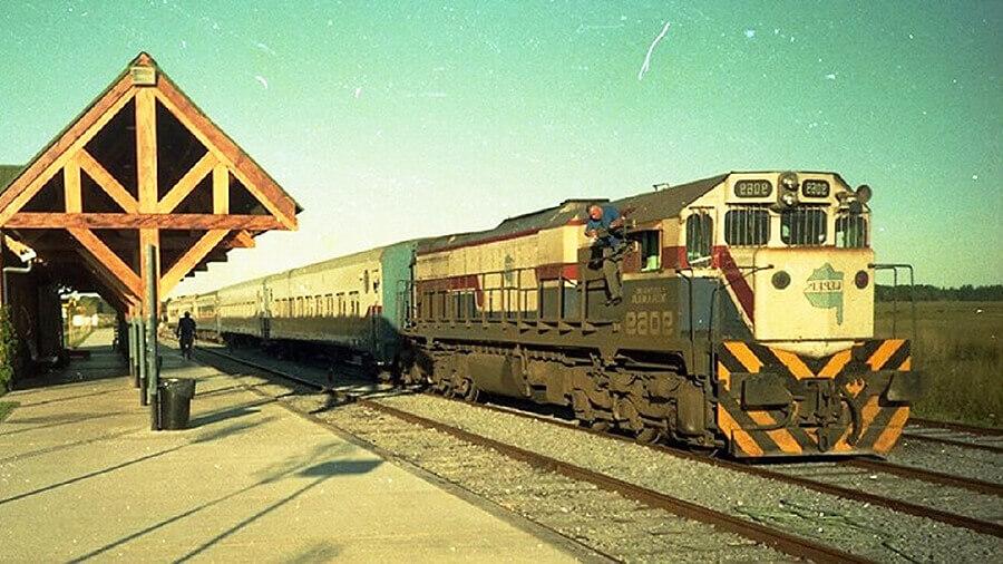 Tren Pinamar