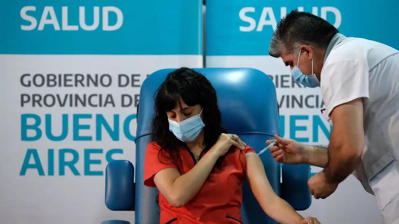 En Morón el Municipio comenzó operativo para vacunación ¿cómo anotarse?