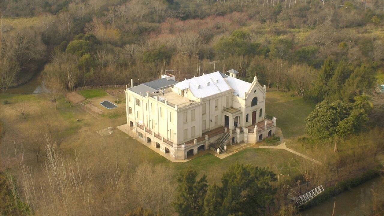 Convento misterioso de