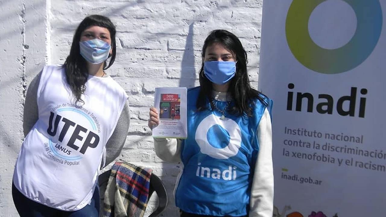 Ex colaboradora del INADI denunció maltratos de Victoria Donda