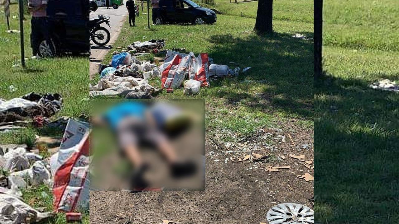 Robo en movimiento: policía que viajaba con su novia abatió delincuente