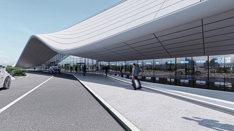Nuevo aeropuerto de