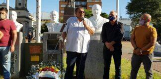 Con actos públicos, el peronismo de Morón, Hurlingham e Ituzaingó recordó el primero triunfo de Juan Domingo Perón