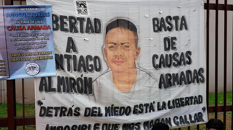 Caso Santiago Almirón