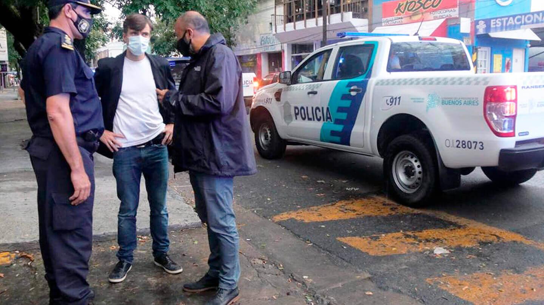 Morón sumó agentes policiales