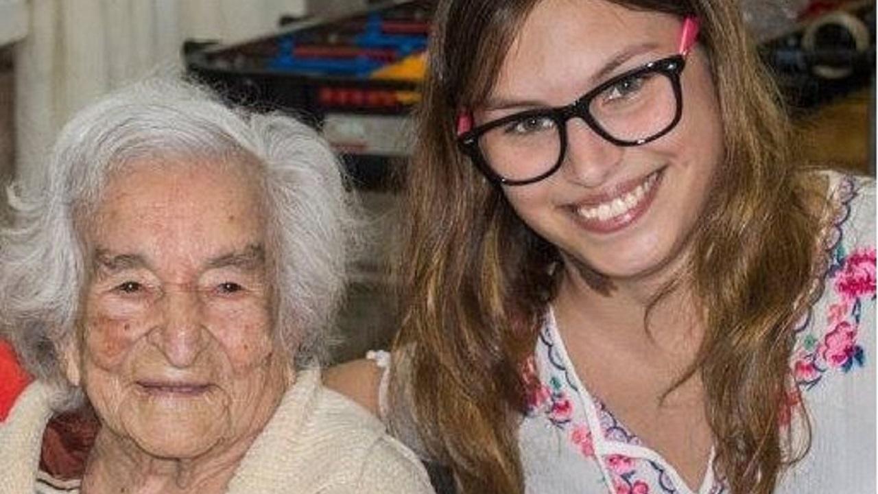 Tiene 113 años