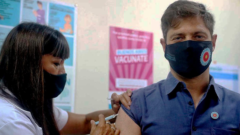 ¿Cuándo me toca vacunarme en Provincia de Buenos Aires?
