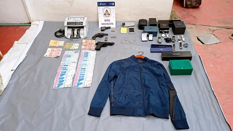 Joyería Venditti: Vinieron a robar de Tres de Febrero y ya se resolvió el caso