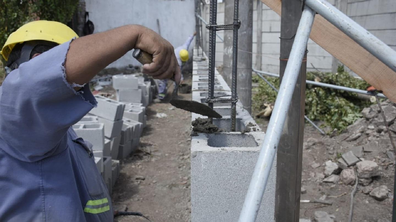Reparan el Cementerio