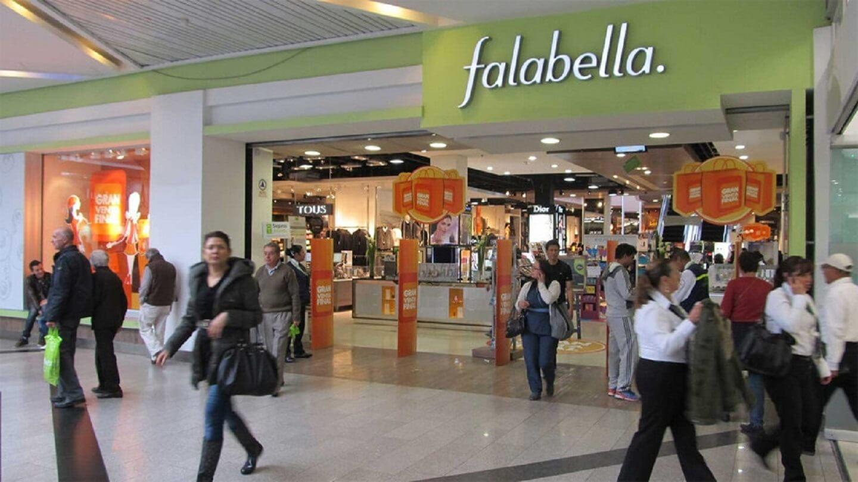 Liquidación en Falabella