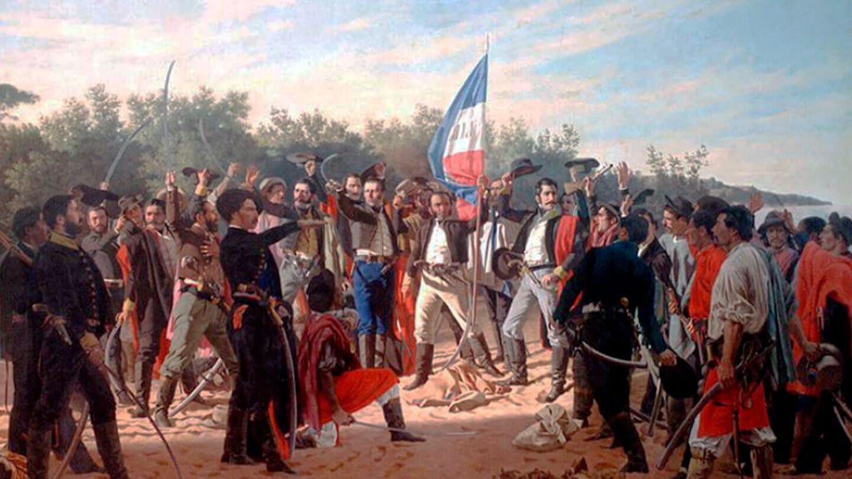 Un día como hoy nacen los 33 Orientales y liberan Uruguay