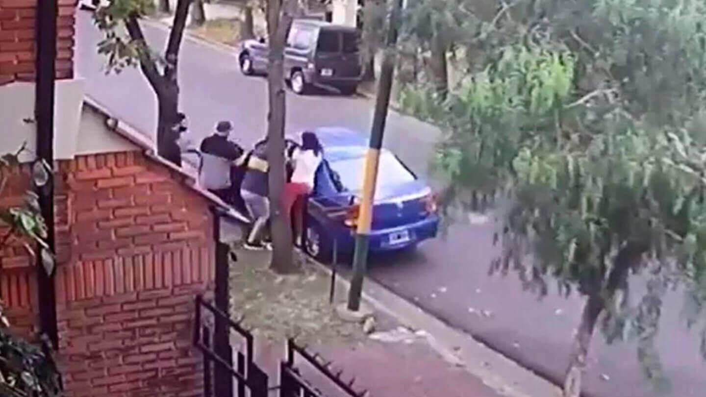 Ituzaingó: un nene de 8 años en medio de un asalto a mano armada