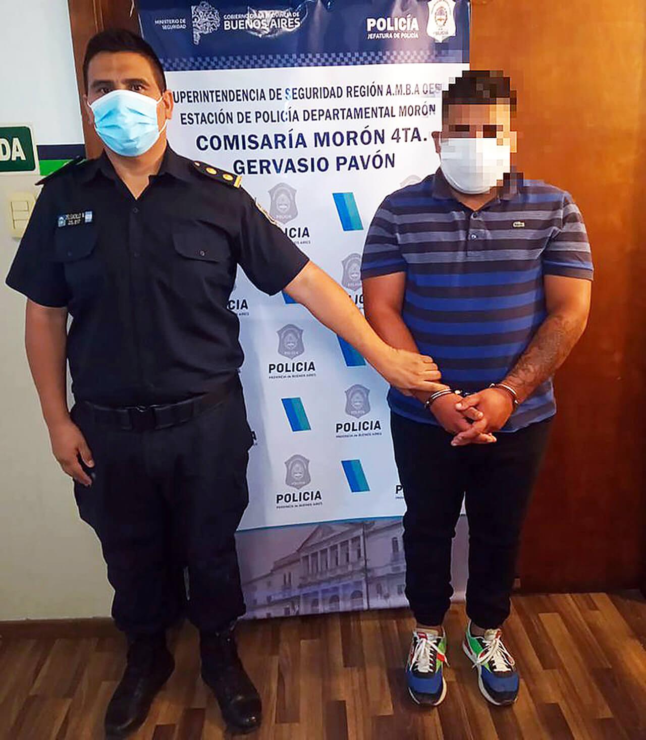 Silva Correa, el conductor que atropelló a Mateo