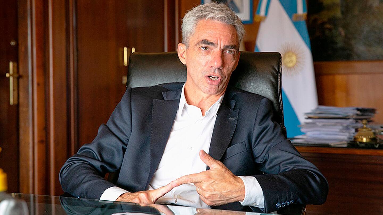 El presidente Alberto Fernández decidió que Gabriel Katopodis reemplazará a Mario Meoni