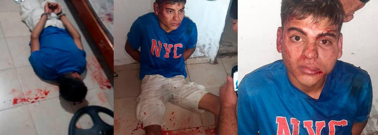 Detuvieron al prófugo por matar a un oficial de policía