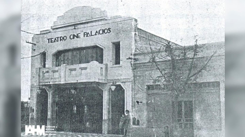El Palomar y Teatro Cine Palacios