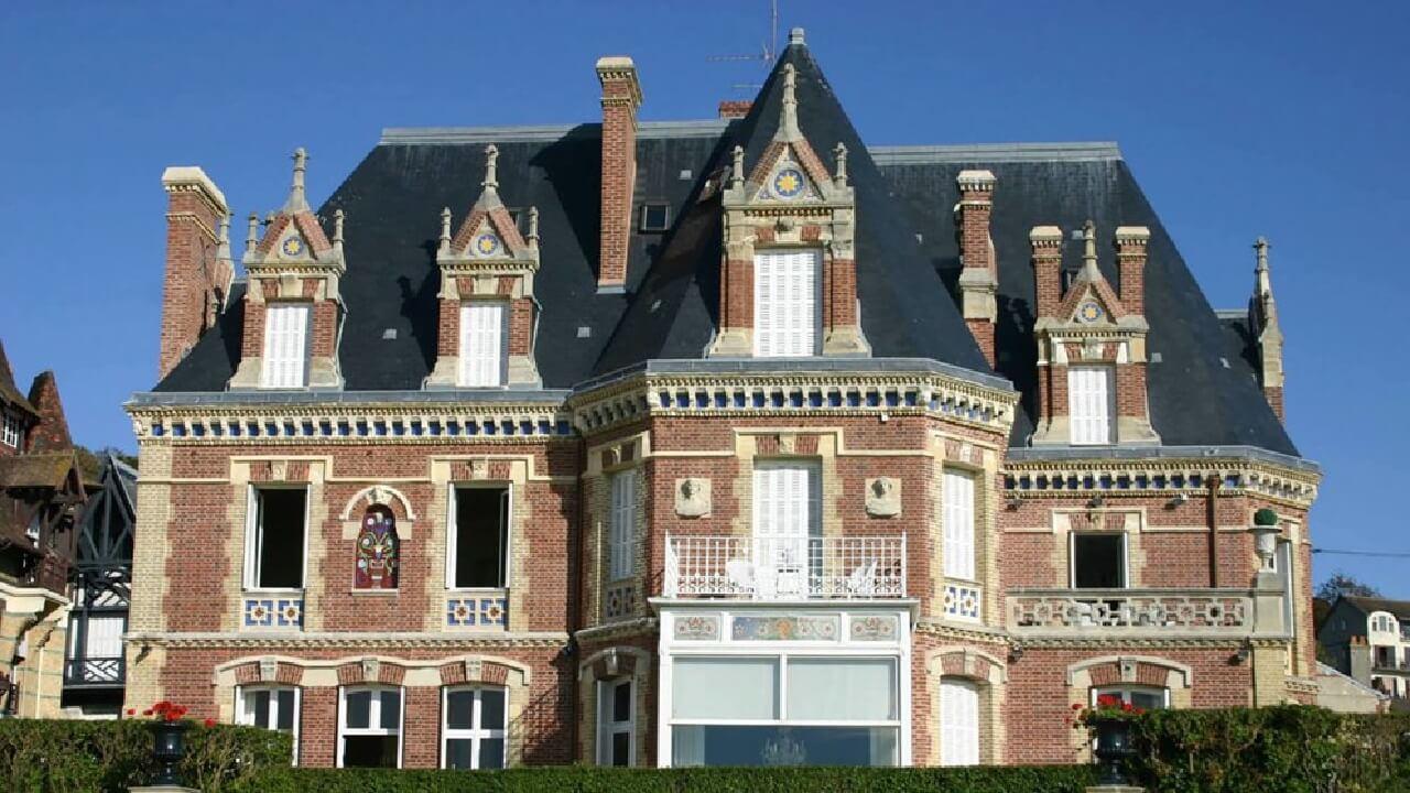 Increíble: Un palacio