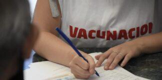Preinscripción para vacunarse