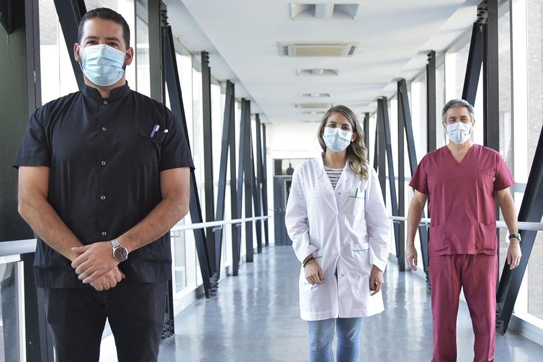 Trabajadores del Hospital Posadas