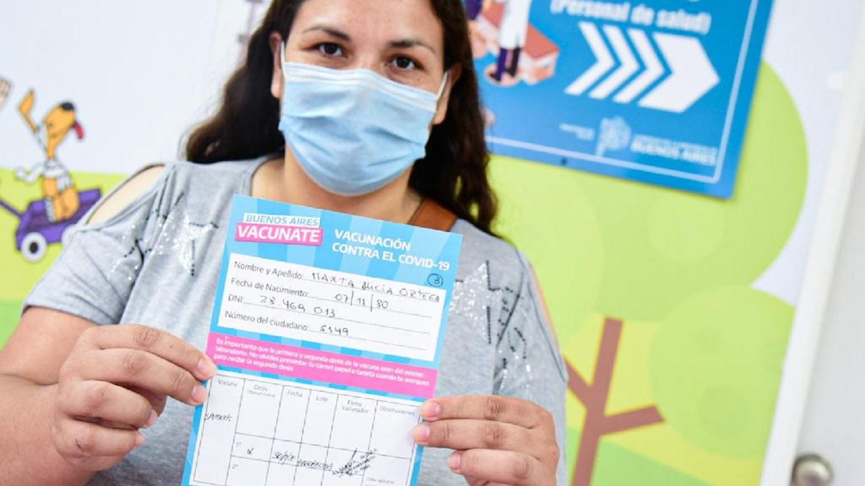 Vacunación: Ya se pueden