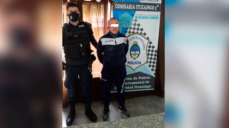 Ituzaingó: Un detenido luego de intentar ingresar a una vivienda a robar