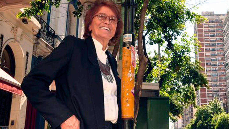 Falleció Alcira Argumedo