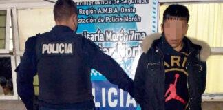 Un detenido en Castelar con herramientas para robar autos
