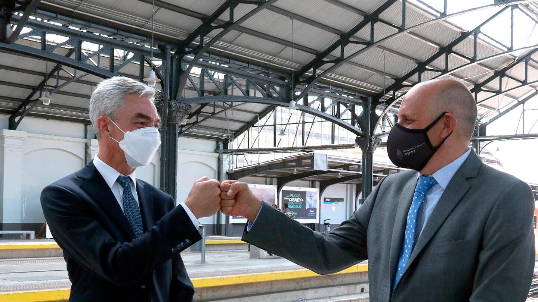 El presidente de Trenes Argentinos Infraestructura, Alexis Guerrera, asumirá como nuevo ministro de Transporte, en reemplazo del fallecido Mario Meoni
