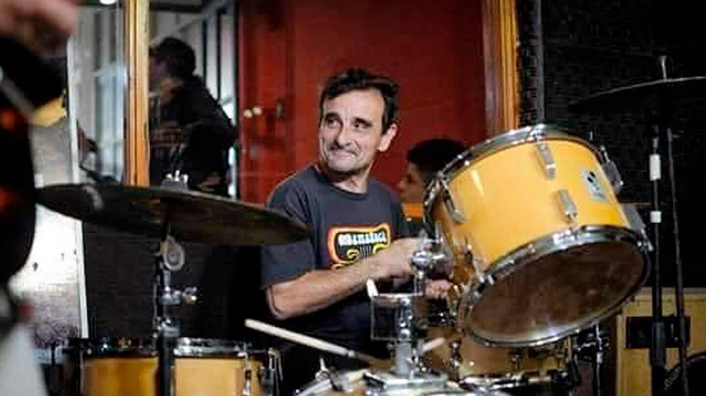 SUMO y Superman Troglio: Un día como hoy nacía el baterista de Luca Prodan