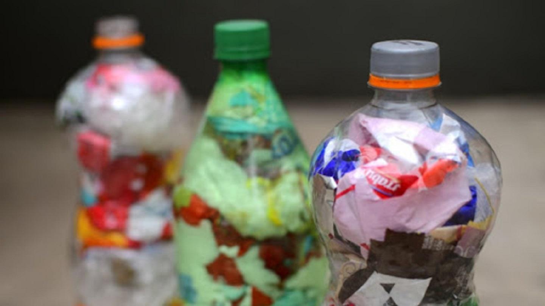Botellas de amor